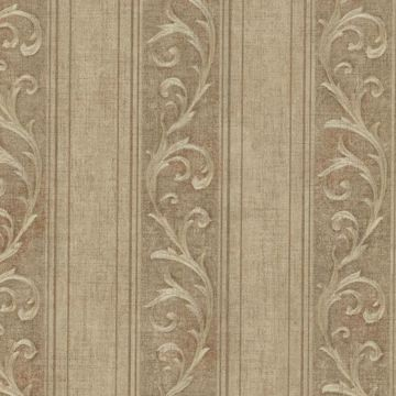 Picture of Farnworth Brass Scroll Stripe