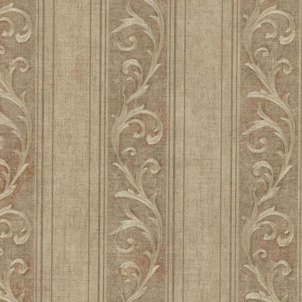 Picture of Farnworth Brass Scroll Stripe