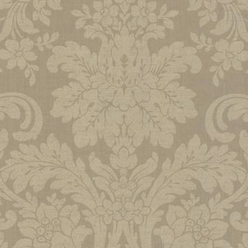 Birgitta Wheat Damask