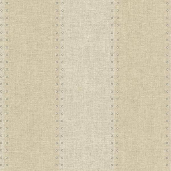 Cullen Sand Nailhead Stripe