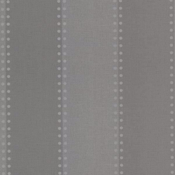 Cullen Charcoal Nailhead Stripe