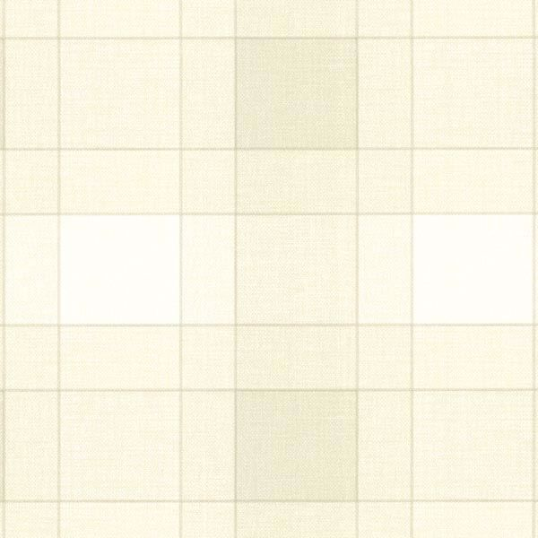 Kieran Cream Wool Plaid