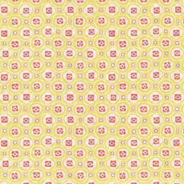 La Rambla Pineapple Modern Geometric