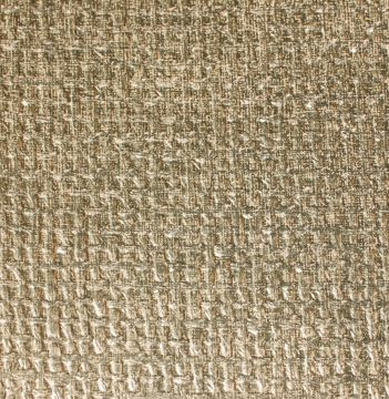Ziba Gold Metallic Woven Texture