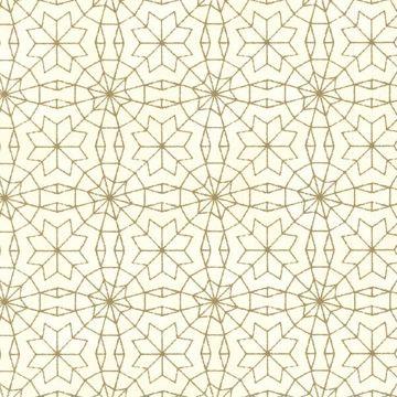 Marqueterie Gold Mosaic Geometric
