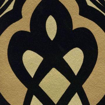 Sahrzad Gold Nouveau Damask