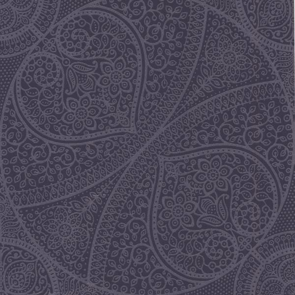Yasamin Blueberry Mehndi Medallion