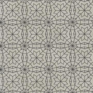 Marqueterie Silver Mosaic Geometric