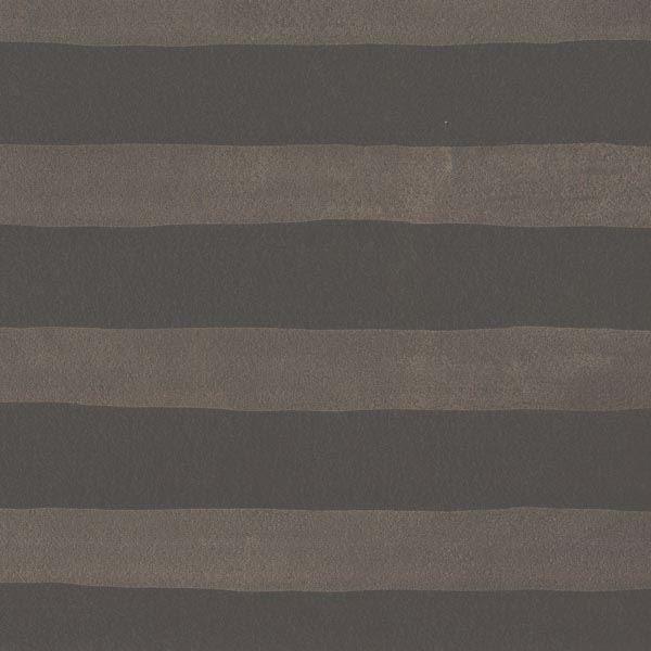 Rajah Charcoal Stripes