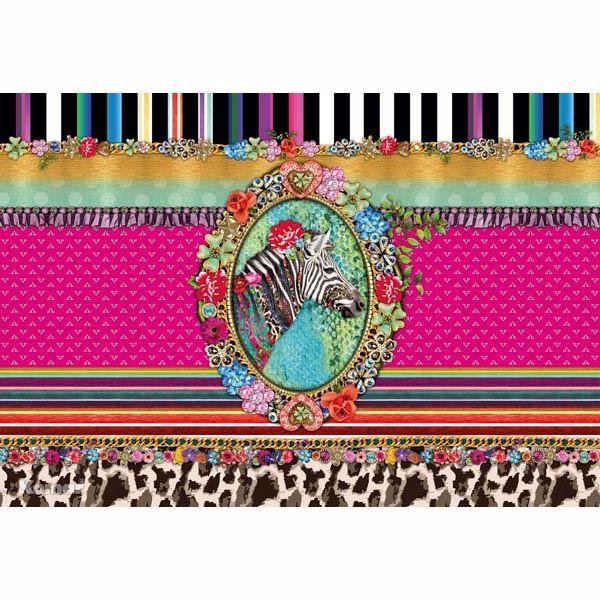 MilliMello Zebra