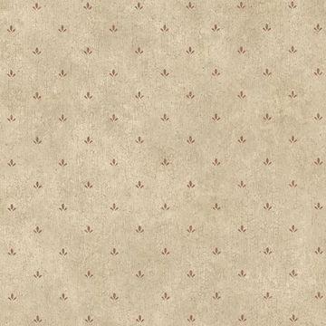 Josie Burgundy Paw Print Texture