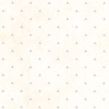 Josie Blue Paw Print Texture