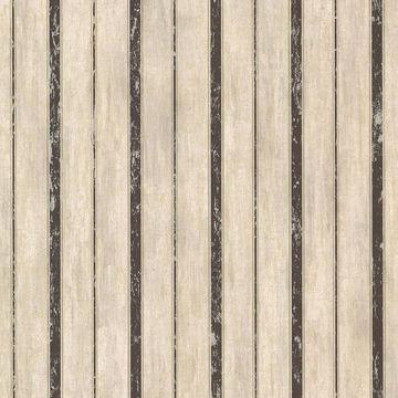 Parker Chocolate Wood Stripe