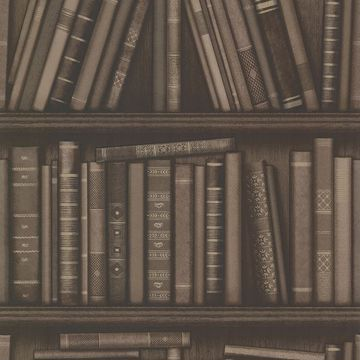 Picture of Atheneum Brown Antique Books