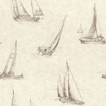 Picture of Voyage Wheat Sailboats