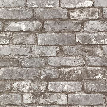 Picture of Brickwork Pewter Exposed Brick