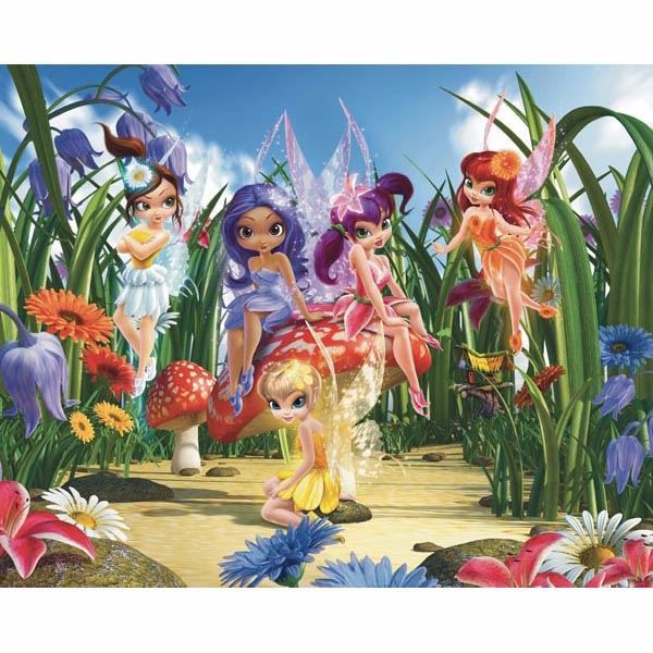Magical Fairies Mural