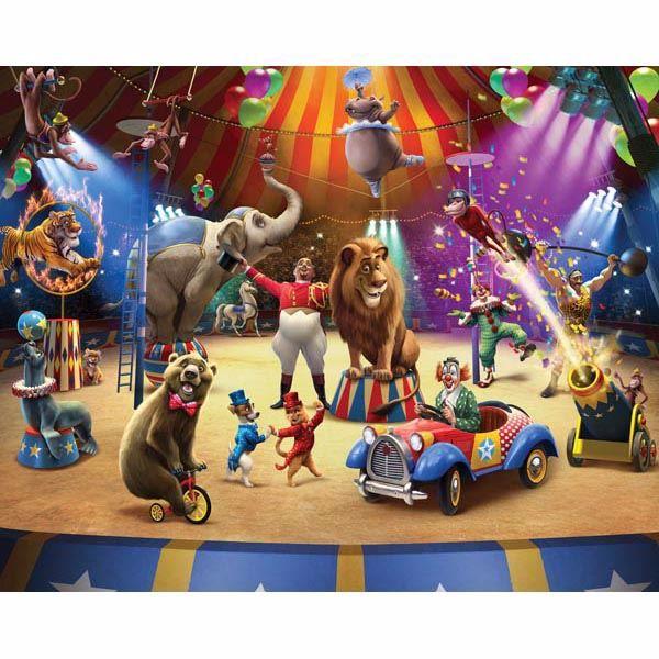 The Circus Mural