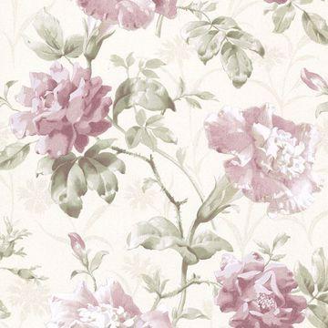 Juliana Mauve Vintage Floral