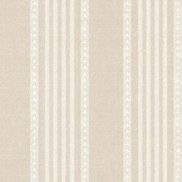 Adria Linen Jacquard Stripe