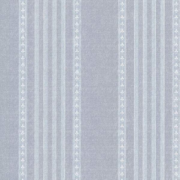 Adria Blue Jacquard Stripe