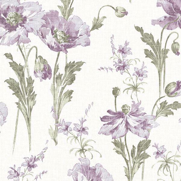 Joliet Lavender Floral