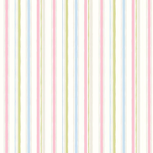 Picture of Macey Pink Wiggle Stripe
