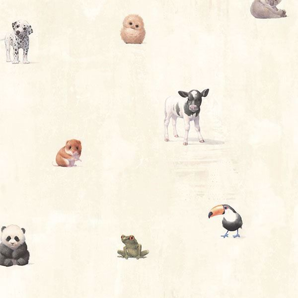 Picture of Tate Beige Animal Alphabet