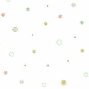 Picture of Devin Aqua Bubble Dots