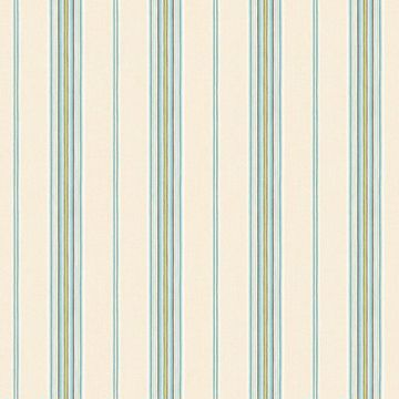 Picture of Kylie Aqua Cabin Stripe