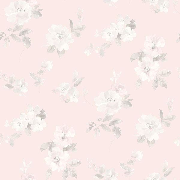Picture of Captiva Light Pink Floral Toss