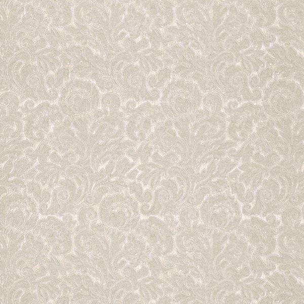 Picture of Vitela Grey Modern Scroll