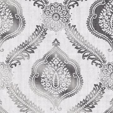 Picture of Zoraya Silver Damask