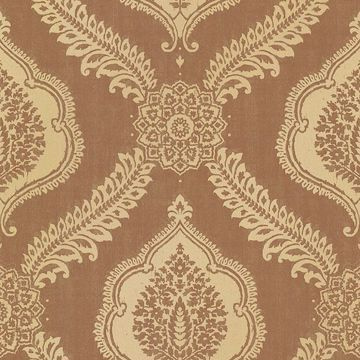 Picture of Zoraya Copper Damask
