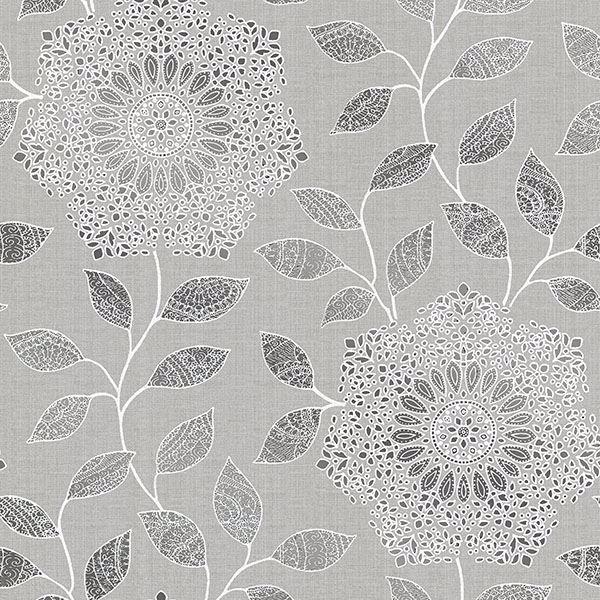 Picture of Shirazi Silver Bohemian Floral