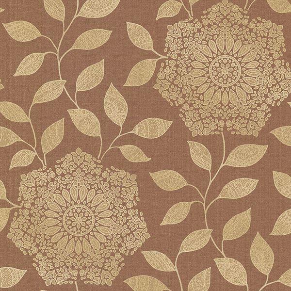 Picture of Shirazi Copper Bohemian Floral