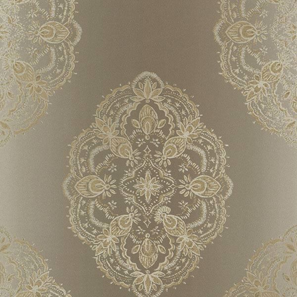 Picture of Mirador Taupe Global Medallion