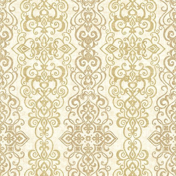 Picture of Mexuar Gold Filigree Stripe