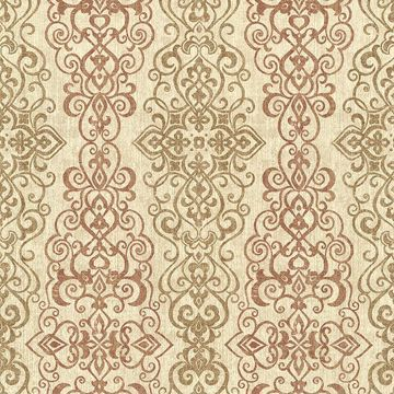 Picture of Mexuar Copper Filigree Stripe