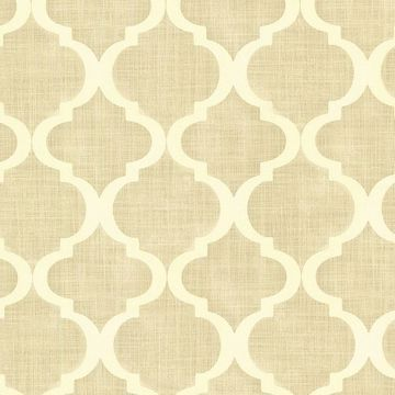 Picture of Palace Beige Quatrefoil