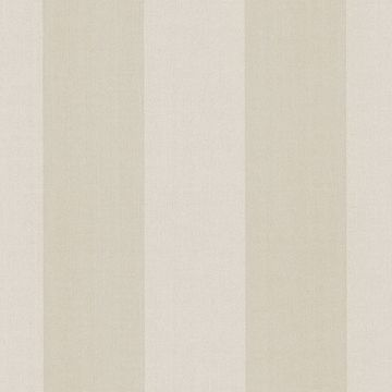 Picture of Harpswell Grey Herringbone Awning Stripe