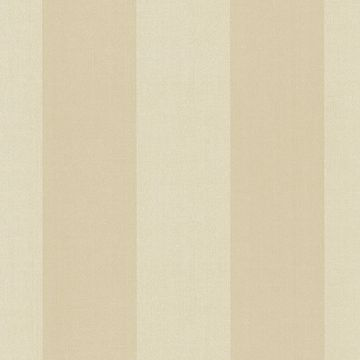 Picture of Harpswell Beige Herringbone Awning Stripe