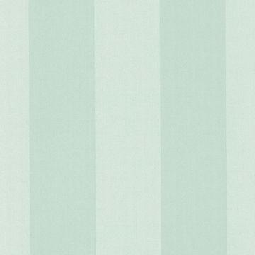 Picture of Harpswell Aqua Herringbone Awning Stripe