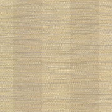 Picture of Oakland Beige Grasscloth Stripe