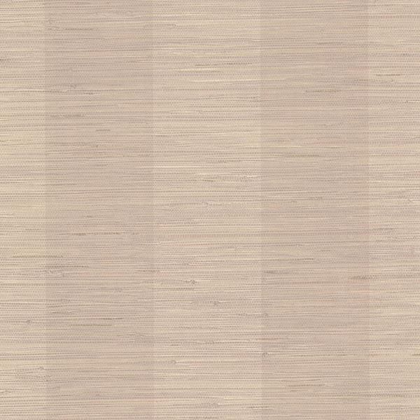Picture of Oakland Mauve Grasscloth Stripe