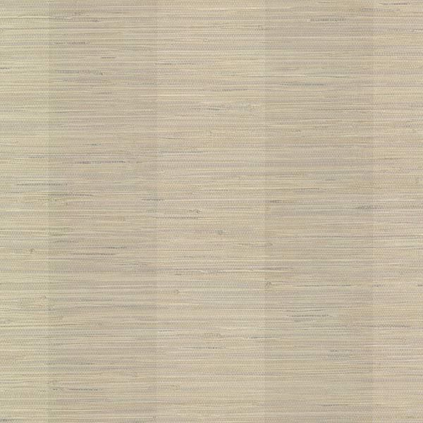 Picture of Oakland Pewter Grasscloth Stripe