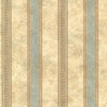 Picture of Castine Aqua Tuscan Stripe