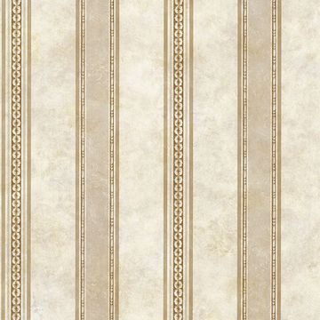 Picture of Castine Beige Tuscan Stripe
