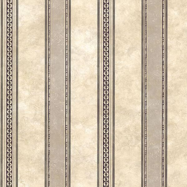 Picture of Castine Charcoal Tuscan Stripe