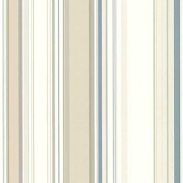 Picture of Cape Elizabeth Beige Lookout Stripe
